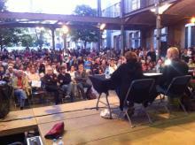 Guanyem Terrassa es presenta a la ciutat davant més de 500 persones